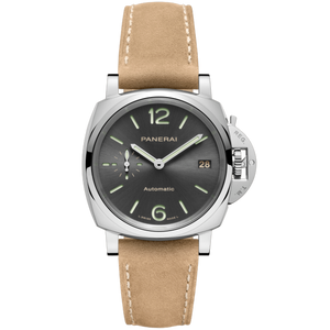 Buy Sell Panerai Luminor Due 38 Automatic Acciaio Anthracite PAM 775 at Time Galaxy Watch