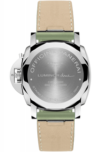 Panerai PAM755 made of stainless steel, sapphire glass, 30 m water resistance