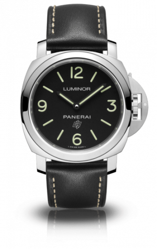 Authentic Panerai Luminor Base Logo 3 Days Acciaio PAM 773 Watch