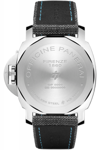 Panerai PAM00774 stainless steel and sapphire glass material