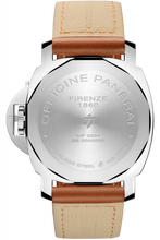 Load image into Gallery viewer, Panerai PAM00775 stainless steel and sapphire glass material