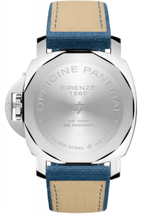Panerai PAM777 made of stainless steel, sapphire glass, 100 m water resistance