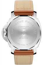 Load image into Gallery viewer, Panerai PAM00778 stainless steel and sapphire glass material