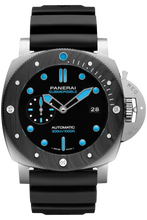 Load image into Gallery viewer, Authentic Panerai Submersible 3 Days Automatic BMG-Tech 47 PAM 799 Watch
