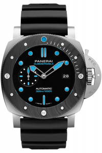 Authentic Panerai Submersible 3 Days Automatic BMG-Tech 47 PAM 799 Watch