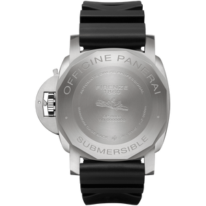 Panerai PAM799 made of Titianium, Carbon, BMG-Tech and sapphire glass