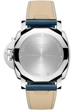 Load image into Gallery viewer, Panerai PAM906 made of stainless steel, sapphire glass, 30 m water resistance
