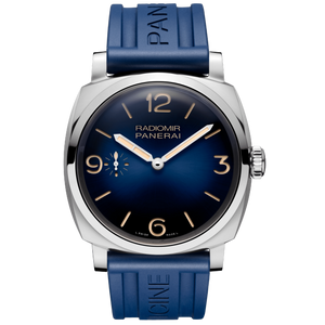 Buy Sell Trade in Panerai Radiomir 1940 47 3 Days Acciaio Mediterraneo PAM932 at Time Galaxy