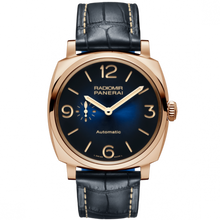 Load image into Gallery viewer, Authentic Panerai Radiomir 1940 45 3 Days Automatic Oro Rosso Mediterraneo PAM 934 Limited Edition Watch