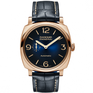 Authentic Panerai Radiomir 1940 45 3 Days Automatic Oro Rosso Mediterraneo PAM 934 Limited Edition Watch