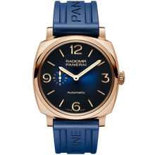 Load image into Gallery viewer, Buy Sell Trade in Panerai Radiomir 1940 45 3 Days Automatic Oro Rosso Mediterraneo PAM934 at Time Galaxy
