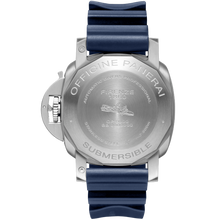 Load image into Gallery viewer, Panerai PAM959 powered by OP XXXIV, made of stainless steel, ceramic, sapphire glass