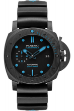 Load image into Gallery viewer, Authentic Panerai Submersible 3 Days Automatic Carbotech 42 PAM 960 Watch