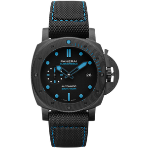 Buy Sell Trade in Panerai Submersible 3 Days Automatic Carbotech 42 with discounted price at Time Galaxy Watch