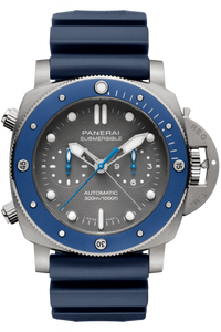 Authentic Panerai Submersible Chrono Guillaume Nery Edition PAM 982 Watch