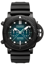 Load image into Gallery viewer, Authentic Panerai Submersible Chrono Guillaume Nery Edition PAM 983 Limited Edition Watch