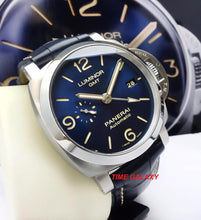 Load image into Gallery viewer, Buy Sell Trade Panerai Luminor 1950 GMT PAM1033 at Time Galaxy