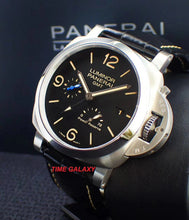 Load image into Gallery viewer, Time Galaxy offers discount price Panerai Luminor 1950 GMT Power Reserve PAM01321 PAM1321 PAM 1321 Watch