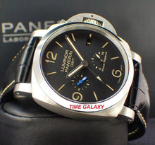Load image into Gallery viewer, Buy Sell Trade Panerai Luminor GMT at Time Galaxy Watch Malaysia