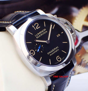 Panerai PAM01312 powered by caliber P.9010 calibre, 72 hour power reserve