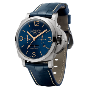 Buy,Sell, Trade in Panerai Luminor 1950 Equation of Time PAM 670 at Time Galaxy Watch
