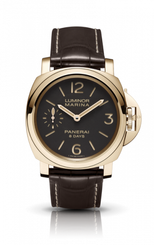 Panerai Luminor Marina 8 Days Oro Rosso Pam 511 Watch