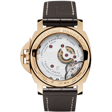 Load image into Gallery viewer, Model Pam511 brown dial, red gold material, sapphire glass