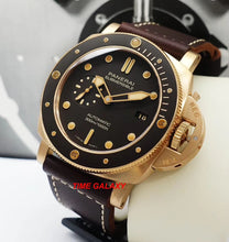 Load image into Gallery viewer, Panerai Luminor Submersible PAM968 available in Time Galaxy