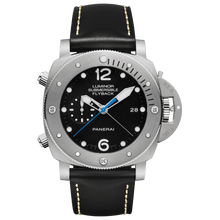 Load image into Gallery viewer, Buy Sell Panerai Submersible 3 Days Chrono Flyback Automatic Titanio PAM614 at Time Galaxy