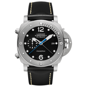 Buy Sell Panerai Submersible 3 Days Chrono Flyback Automatic Titanio PAM614 at Time Galaxy
