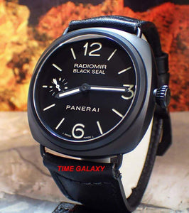 Buy Pre-Owned 100% Genuine Panerai Radiomir Black Seal Ceramica Pam292 at Time Galaxy Online Store