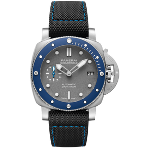 Buy Sell Trade-in Panerai Submersible 3 Days Automatic Acciaio Blue Ceramic at Time Galaxy Watch
