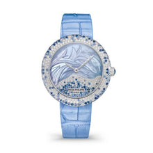 Load image into Gallery viewer, Patek Philippe Calatrava 4899/901G-001 White Gold Blue watch
