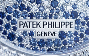 Special timepieces collection 4899/901G-001 by Patek Philippe