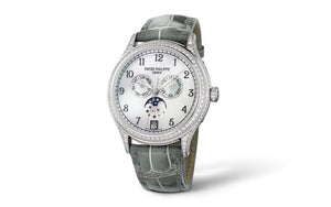 Buy, sell, trade Patek Philippe Complications Annual Calendar White Gold 4948 watch at Time Galaxy Shop