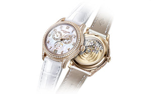 Buy sell Patek Philippe Complications Annual Calendar Rose Gold / Mother of Pearl 4948R at Time Galaxy