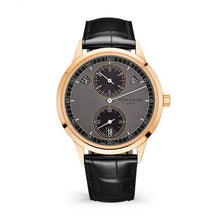 Load image into Gallery viewer, Patek Philippe Complications Annual Calendar Regulator Rose Gold Graphite 5235/50R-001 Watch
