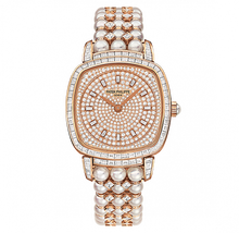 Load image into Gallery viewer, Brand New 100% Genuine PATEK PHILIPPE Gondolo Rose Gold Diamonds 7042/100R-010 Watch