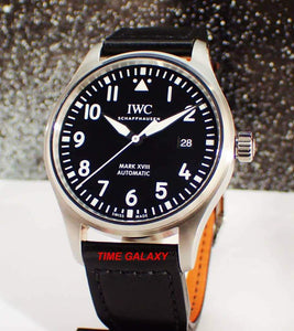 Buy Sell Pre-Owned IWC Big Pilot's Watch Mark XVIII IW327001 at Time Galaxy