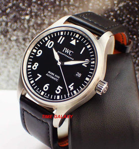 Pre-Owned 100% Genuine IWC Big Pilot's Watch Mark XVIII 40mm IW327001 Mens Watch