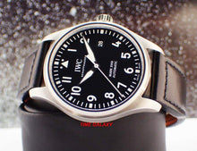 Load image into Gallery viewer, Pre-Owned IWC327001 black dial, 30110 calibre, 42 hours power reserve