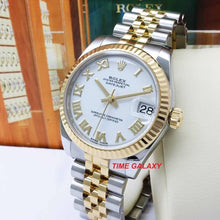 Load image into Gallery viewer, Second hand Rolex Datejust 31 Rolesor 178273 Watch at Time Galaxy
