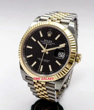Load image into Gallery viewer, Buy Sell Rolex Datejust 41 Rolesor Yellow Jubilee 126333 at Time Galaxy
