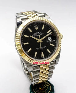 Rolex 126333-0014 powered by 3235 caliber, 3035 base