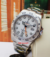 Load image into Gallery viewer, Buy Sell Trade Rolex Explorer II White 216570 at Time Galaxy Watch Store