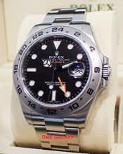 Load image into Gallery viewer, Buy Sell Trade Rolex Explorer II Black 216570 at Time Galaxy Store