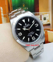 Load image into Gallery viewer, Rolex Explorer 214270 powered by 3132 calibre oystersteel bracelet