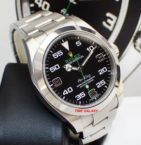 Rolex 116900-0001 equipped with 3131 caliber, chronometer
