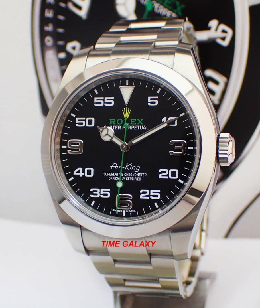 Rolex Oyster Perpetual Air-King 40 116900-0001 Watch