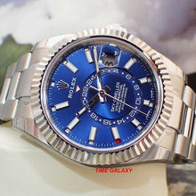 Load image into Gallery viewer, Rolex 326934-0003 made of stainless steel, white gold and sapphire glass